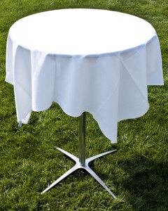 Tables Linens And Chairs Archives Teton Rental - Cocktail table linens