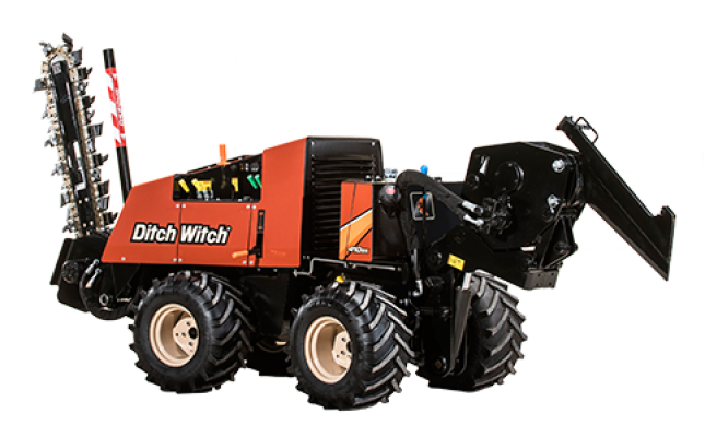Ditch Witch 410SX Trencher/Plow