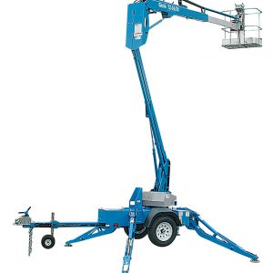 Forklifts and Aerial Work Platforms